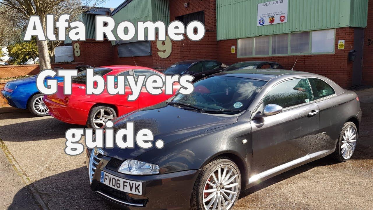 alfa romeo gt buyers guide youtubealfa romeo gt buyers guide