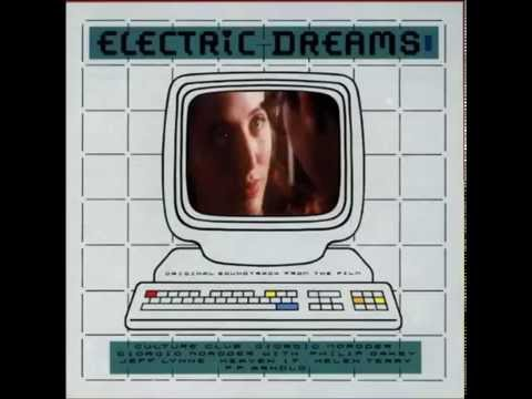 Electric Dreams Original Soundtrack (1984)