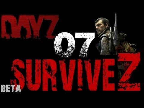 DayZ SurviveZ Mod [#07][DE/HD] - Auf zur Southern Army Base