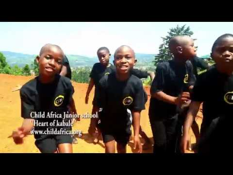 "Child Africa, ""In the Heart of Kabale"" in Uganda is 25 years"