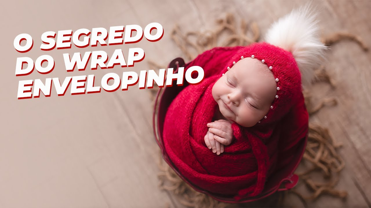 O segredo do Wrap envelopinho