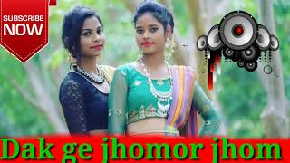 Dak Ge Jhomor Jhom New Santhali Song 2020 // new santali mp3 2020