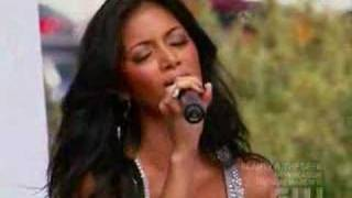 Nicole Scherzinger - Just Say Yes (Live @ Girlicious)