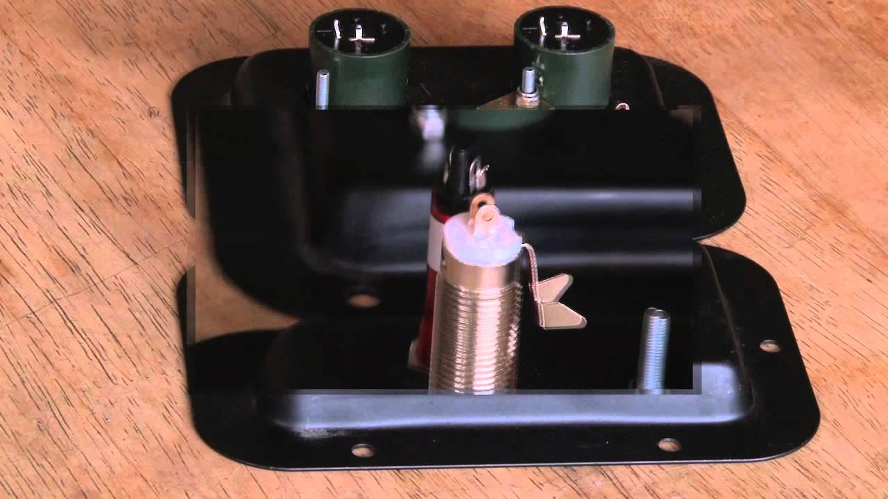 HOW TO BUILD A CUSTOM LESLIE SPEAKER FOR A HAMMOND ORGAN PART 4 – Leslie Speaker Wiring Diagram