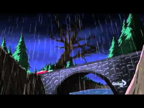Family Guy Best Moments - Back up from Crashed Bridge