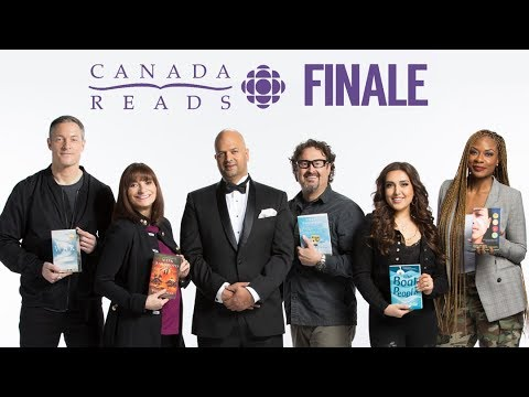 Canada Reads 2018: Finale