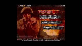 Microsoft Close Combat III  Russian Front - Battle #1 Grand Campaing Soviet