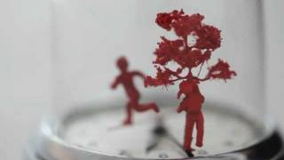 Watch sculptures : Moments in time