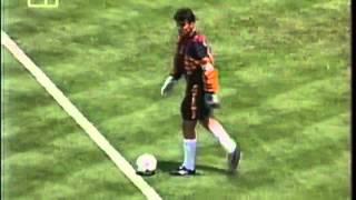 Футбол България - Германия 1994 - Второ полувреме