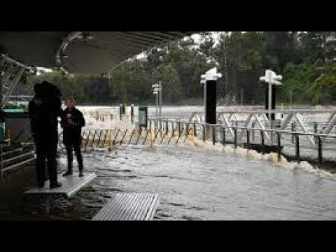 China Floods: Flooding in Southern China Claims Scores of Victims   Three Gorges Dam