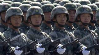 (1) China Military Parade -- PRC 60th Anniversary PLA Formations (HD)