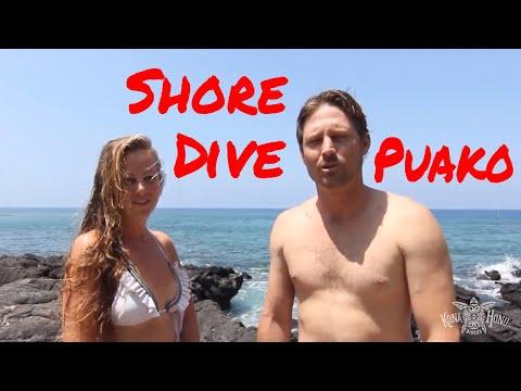 Big Island Dive Sites - Shore Diving Hawaii - Puako End Of The Road | Kona Honu Divers