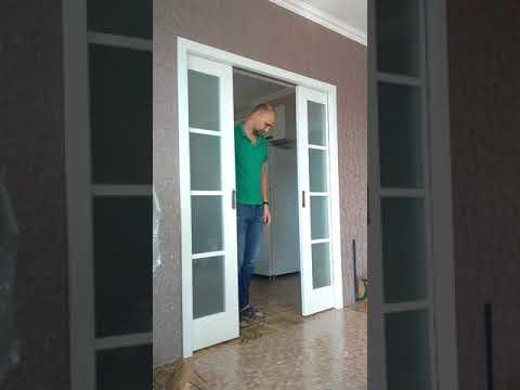 Двери Profil Doors 71U аляска - YouTube