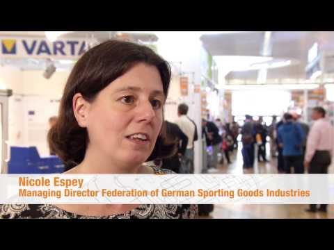 LOPEC meets ISPO MUNICH - Printed Electronics and the Sporting Goods Industries