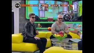 Джиган Та DJ Daveed (09.11.2012). Guten Morgen