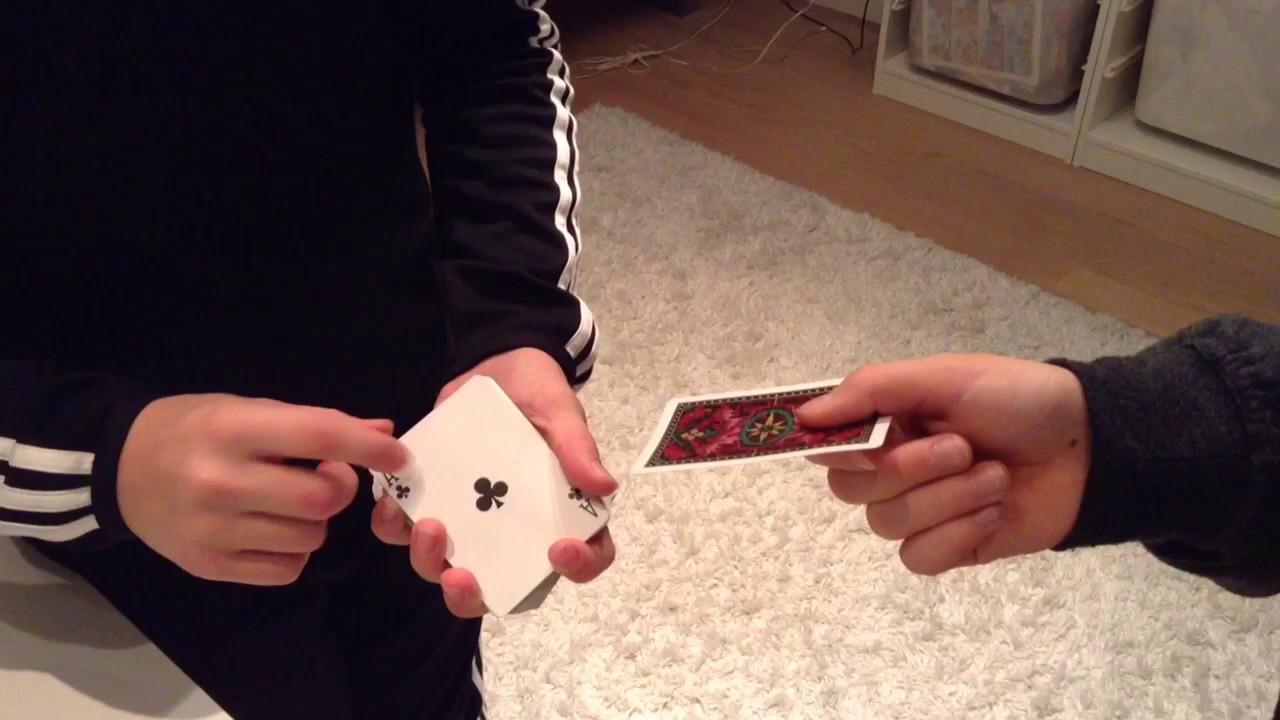 Korttitemppuja