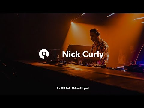 Nick Curly DJ set @ Time Warp 2018 (BE-AT.TV)