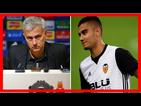 Manchester united player andreas pereira responds to jose mourinho criticism