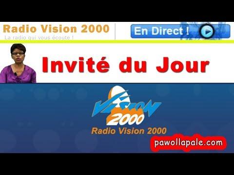 INVITÉ DU JOUR / Prezidan Sena a Joseph Lambert ap reponn kesyon Marie-Lucie Bonhomme
