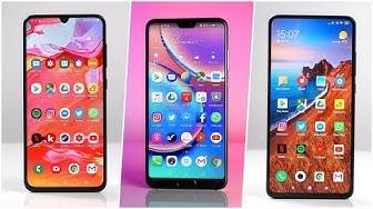 Meine Top Smartphones unter 400€ (Deutsch) - 2019 | SwagTab
