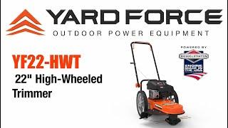YF22 HWT Features Video 2021