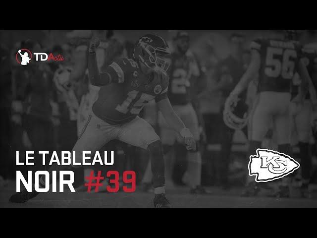 Tableau Noir #39 - Double Option au Super Bowl