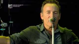 Bruce Springsteen - Atlantic City - Hard Rock Calling 2013 HD