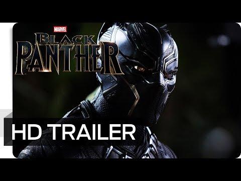 BLACK PANTHER - 2. Offizieller Trailer (OmU deutsch | german) | Marvel HD