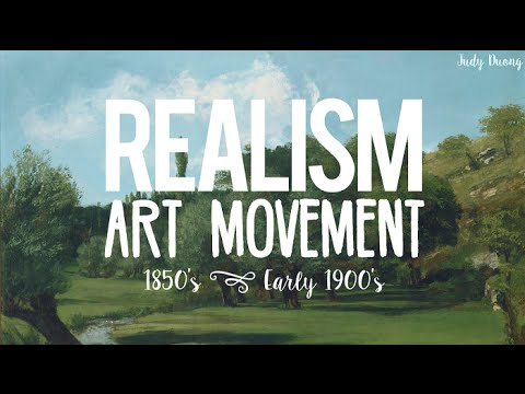 Realism Art Movement