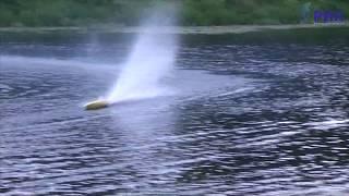 В Твери на реке Тьмака  состязались за звание лучшего в судомодельном спорте