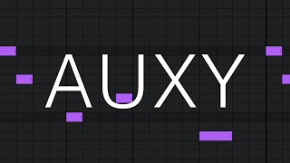 Auxy Workflow | iPad Music Production Video