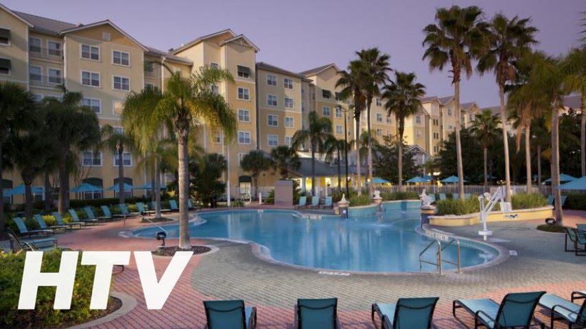 Hotel Residence Inn By Marriott Orlando At Seaworld