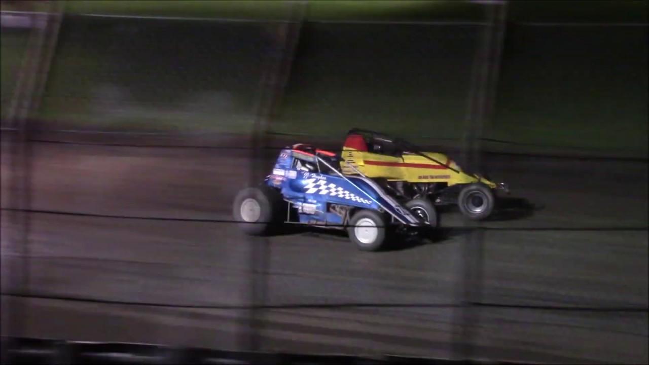 JJ Hughes @ Gas City I-69 Speedway 05-31-2019