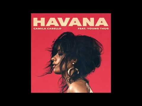 Camilio Cabello - Havana (Official Lyrics/Audio)