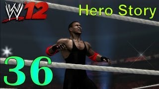 WWE 12 Road to Wrestlemania #036 [HD] - Royal Rumble Quali | Lets Play WWE 12