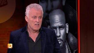 R. Kelly emotioneel tijdens interview over beschuldigingen van misbruik