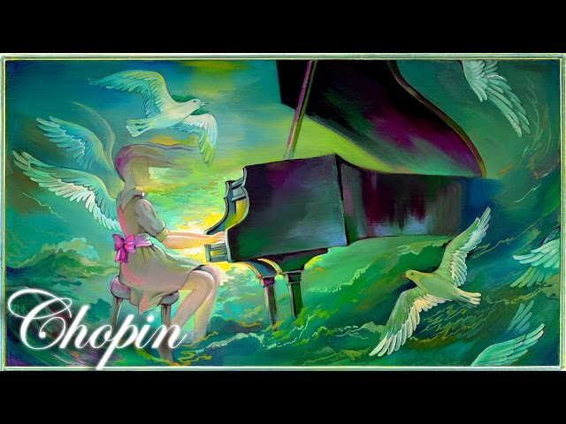 Classical Music For Studying And Concentration Chopin Piano Music To Study And Concentrate Youtube