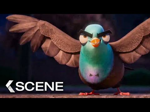 Time To Fly - SPIES IN DISGUISE Movie Clip (2019)