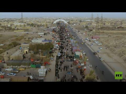 الآلاف ينطلقون مشيا على الأقدام إلى كربلاء للمشاركة في زيارة الأربعين  - نشر قبل 6 ساعة