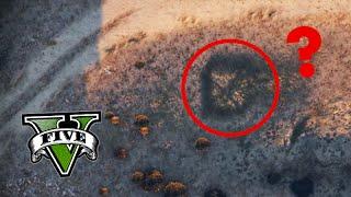 Se ha descubierto una X del mural del Monte Chiliad?