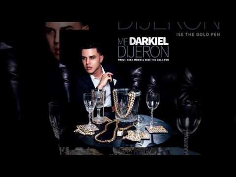 Darkiel-MeDijeron- (audio official) Reggaeton 2016