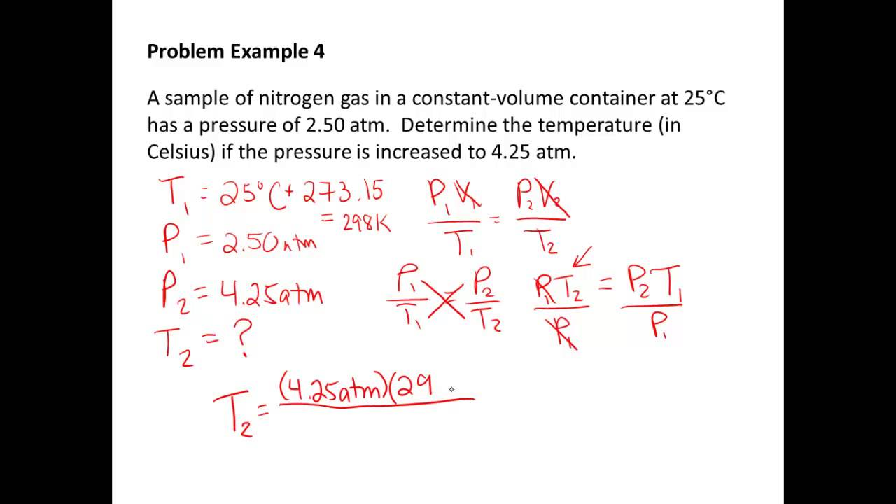 Solving gas law problems - writersgroup749.web.fc2.com