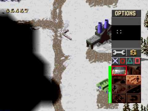 Command & Conquer – Red Alert – Retaliation – Map 65 – Part 1 of 3