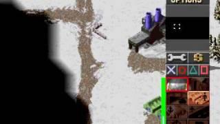 Command & Conquer - Red Alert - Retaliation - Map 65 - Part 1 of 3