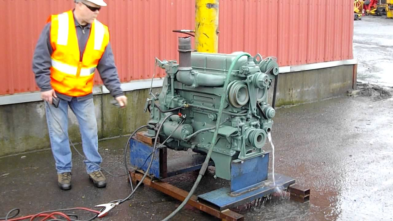 GM Diesel Detroit Engine 4-53