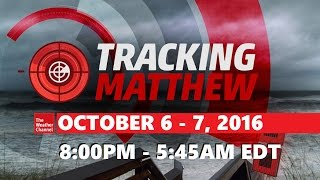 Weather Channel: Hurricane Matthew On Approach [2016]