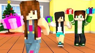 Minecraft - CAÇADORES DE PRESENTES (Grinch Simulator)