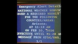 EMP or CME Imminent? Government Preps For The Big One: Drills, Emergency Alerts & ...
