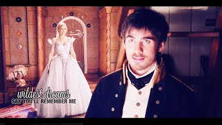 Hook & Emma - Say you'll remember me. ♥  [Wildest Dreams]