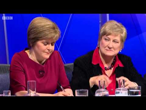 Question Time in Falkirk 28/11/2013 - Scottish Independence Special